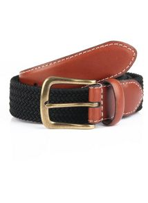 Dents Mens Formal Polyester Belt