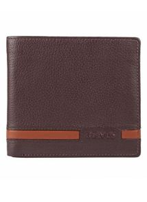 Stripe Bi-Fold Wallet