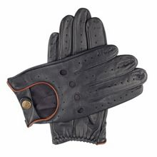 Dents Mens classic leather driving gloves