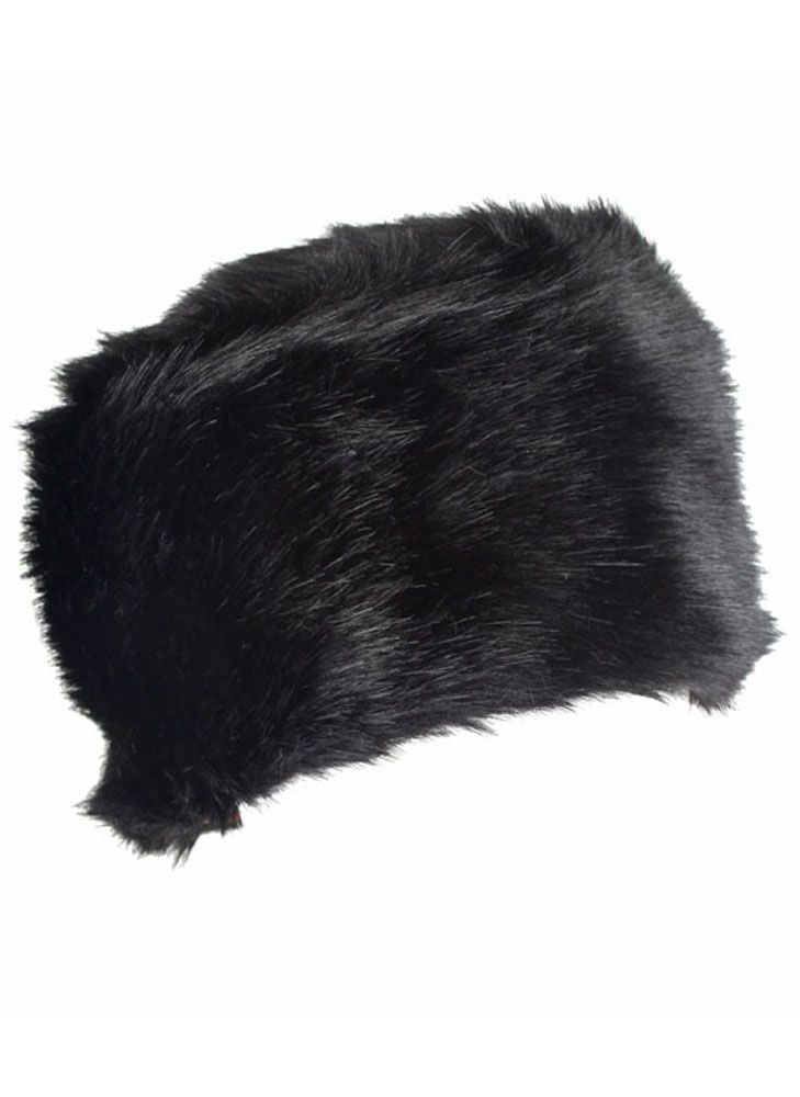 Dents Faux fur cossack hat $26.00 AT vintagedancer.com