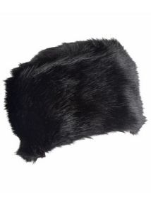 Dents Faux fur cossack hat