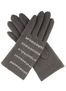 Dents Ladies woollen gloves