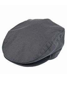 mens wax cotton flat cap
