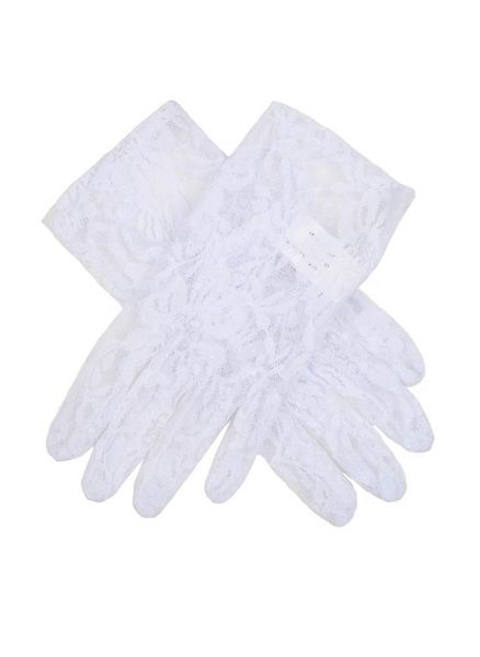 Dents ladies stretch lace glove