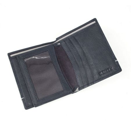 Dents Mens leather RFID protection wallet