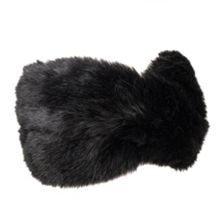 Dents Women`s faux fur headband