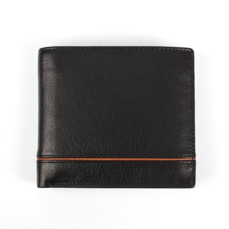 Dents Mens RFID wallet removable pass holder