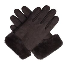 Dents Women`s sheepskin gloves