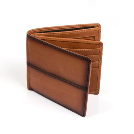 Dents Mens casual leather wallet