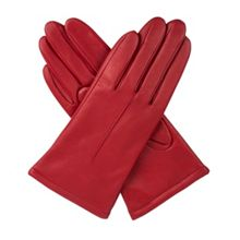 Dents Womens classic leather gloves