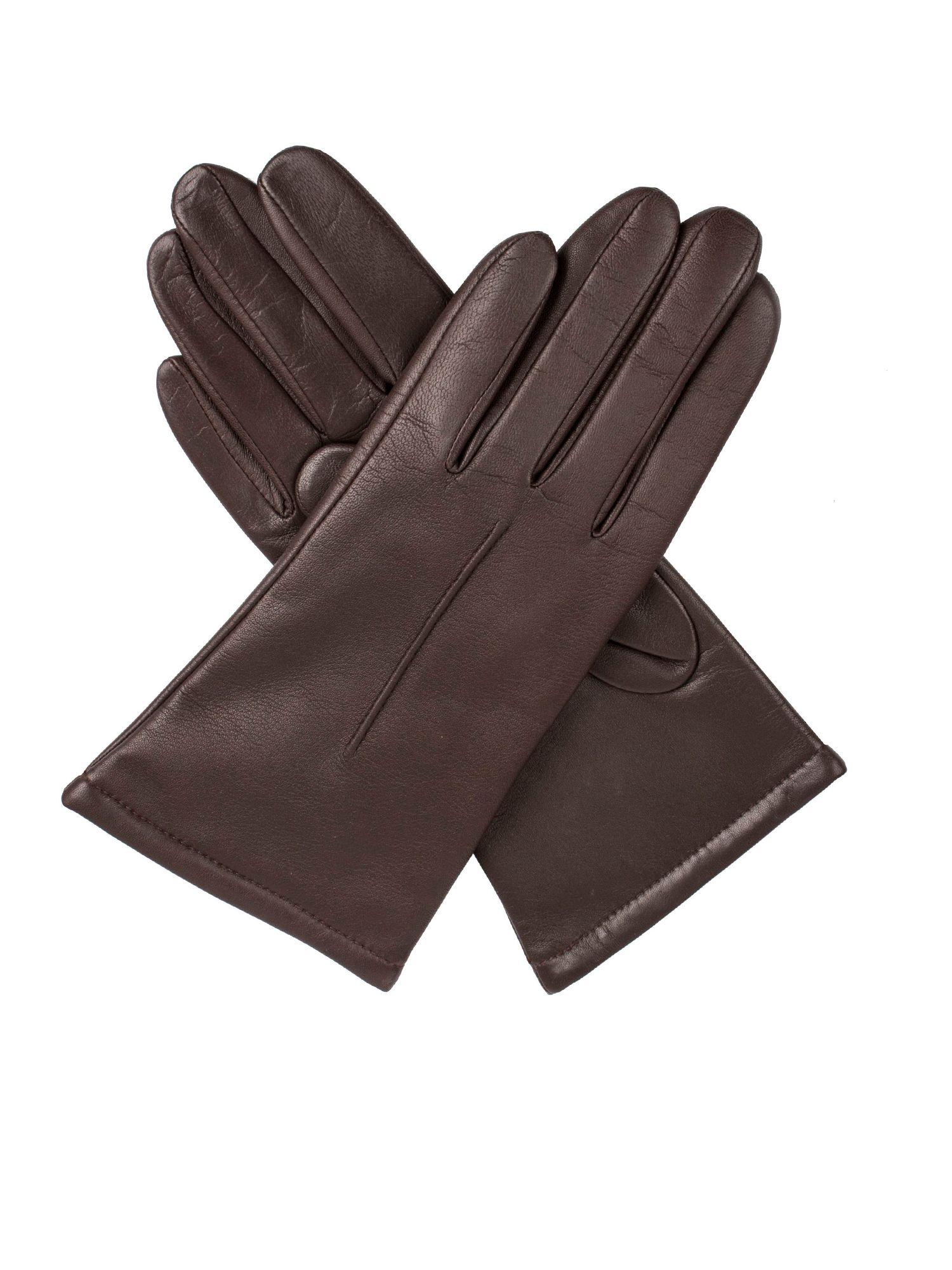 Click to view product details and reviews for Dents Womens Classic Leather Gloves Brown.
