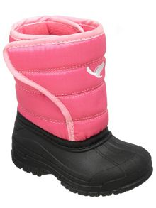 Girls zara waterproof boot