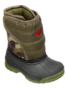 Boys scott waterproof boot