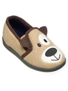 Boys gus the dog slipper