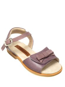 Girls purple freya sandal