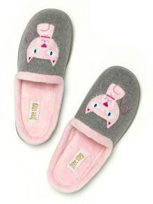 Freestep Cat novelty slipper