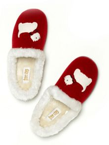 Freestep Scottie novelty slippers