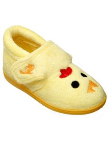 Chipmunks Girls tweet the chick slipper