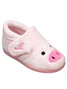 Girls peggy the pig slipper