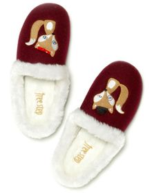 Freestep Foxy novelty slippers