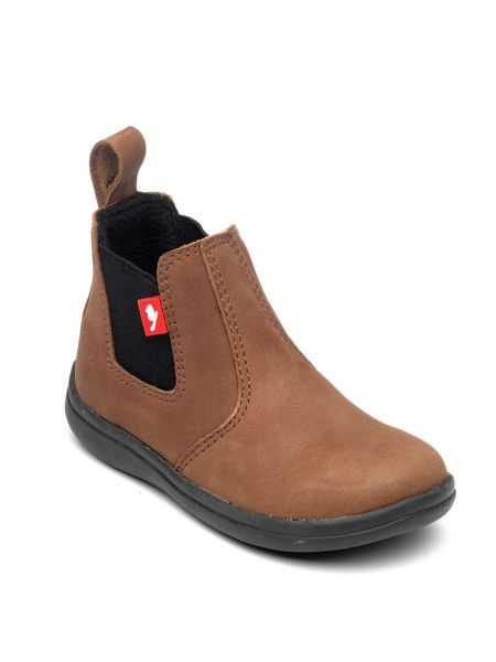 Chipmunks Boys Black Callum Ankle Boot