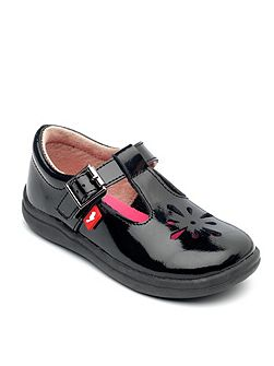 Girls Trixie Patent Leather Shoe