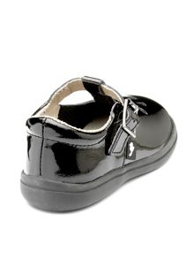 Chipmunks Girls Trixie Patent Leather Shoe