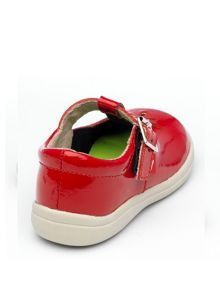 Chipmunks Girls Trixie Patent Leather Shoe.