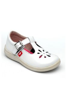 Girls Trixie Patent Leather Shoe.