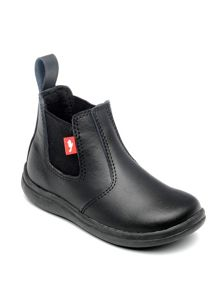 Boys Black Callum Ankle Boot