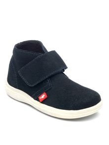 Chipmunks Boys Luie navy touch and close boot