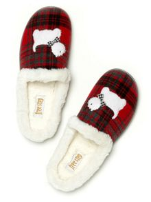 Freestep Highland novelty slippers