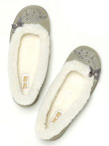 Freestep Ingrid luxury slipper