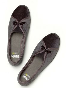 Freestep Maisie heritage slippers