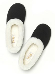 Freestep Holly suede slippers