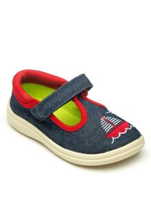 Chipmunks Boys denim shoe