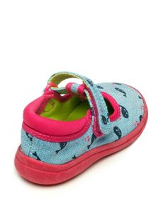 Chipmunks Girls demin shoe