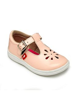 Girls Trixie leather shoes