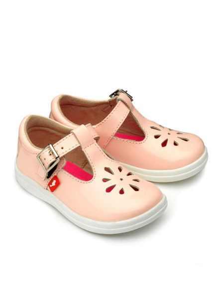Chipmunks Girls Trixie leather shoes