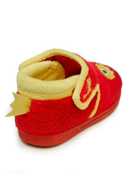 Chipmunks Girls Polly parrot slippers