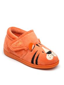 Chipmunks Boys Tommy tiger slippers