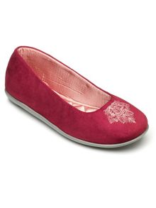 Freestep Henna Slipper