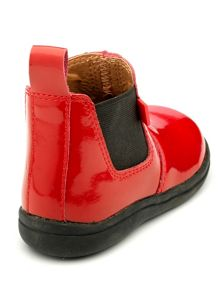 Chipmunks Girls Callie Leather Ankle Boot