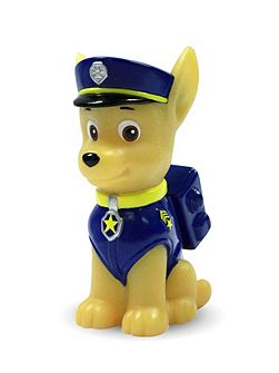 Paw Patrol Chase Colour Change Light
