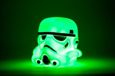Star Wars Star Wars Colour Changing Light