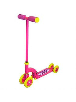 My First Scooter - Pink