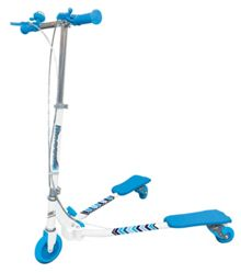 Grossman Scissor Scooter - Blue