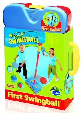 My Fisrt 2 in 1 Set Swingball / Soccer