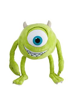 25cm Mike Soft Toy