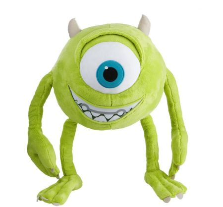 Monsters University 25cm Mike Soft Toy